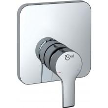 IDEAL STANDARD ACTIVE sprchová baterie 157x157mm, podomítková, vrchní díl, páková, chrom