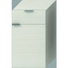 JIKA TIGO střední hluboká skříňka 300x363x510mm pravá, creme 4.5520.3.021.560.1