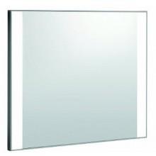 KOLO QUATTRO zrcadlo s osvětlením 90x62cm nerez 88381000
