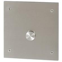 SANELA SLS01PA piezo ovládání sprchy, 24V DC, pro jednu vodu, antivandal, nerez
