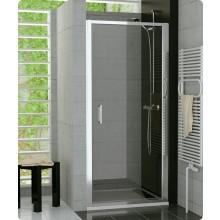 Zástěna sprchová dveře Ronal sklo TOP-Line TOPP 1000 01 07 1000x1900mm Matný elox/čiré AQ