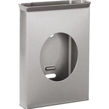 SANELA SLZN53 zásobník hygienických sáčků 95x27x136mm, nerez mat