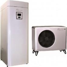 CTC ECOAIR 406 tepelné čerpadlo 6,2kW s tepelnou centrálou EcoZenith, vzduch/voda