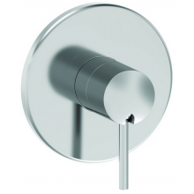 LAUFEN TWINPRIME vrchní sada sprchové baterie pro Simibox, chrom 3.3113.6.004.000.1