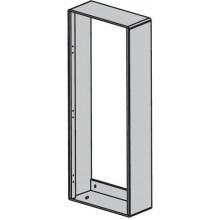 ZEHNDER ZENIA designový kryt 1003x451mm, vnější, hliník