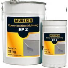 MUREXIN EP 2 epoxidový povlak 30kg, dvousložkový, samozabíhavý, s tvrdidlem, sada