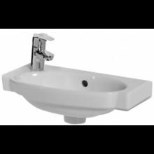 JIKA TIGO nábytkové umývátko 450x230mm s otvorem, bílá
