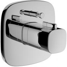 LAUFEN CITYTHERM termostatická vanová baterie 139x143mm, podomítková, chrom