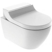 GEBERIT AQUACLEAN TUMA WC závěsné 36x55,3x39mm, komplet se sedátkem, alpská bílá
