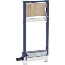 GEBERIT DUOFIX předstěnový modul pro sprchu 50x130cm s odtokem ve stěně, 111.580.00.1
