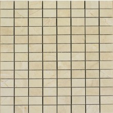 MARAZZI EVOLUTIONMARBLE mozaika, 30x30cm, lepená na síťce, golden cream