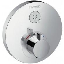 HANSGROHE SHOWERSELECT S termostatická baterie 150mm podomítková, pro 1 spotřebič, chrom