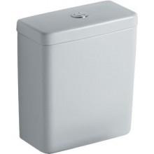 IDEAL STANDARD CONNECT CUBE WC nádrž 3/6l, spodní napouštění, bílá