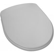 SAM HOLDING P-3556S sedátko 377x455mm záchodové, PP, bílá