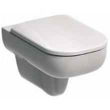 WC závěsné Kolo odpad vodorovný Traffic Rimfree  bílá
