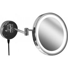 JIKA GENERIC kosmetické zrcátko 250x400x120mm chrom 3.863D.1.004.000.1