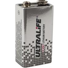 SANELA SLA09 napájecí lithiová baterie 9V/1200mAh, typ U9VL