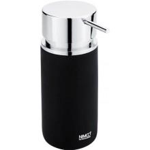 NIMCO POLO dávkovač 280ml, na tekuté mýdlo, černá