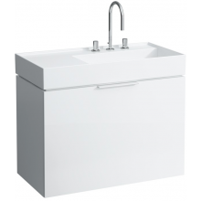 LAUFEN KARTELL BY LAUFEN skříňka pod umyvadlo 893x455x617mm s jednou zásuvkou, bílá 4.0760.1.033.631.1