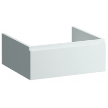 LAUFEN CASE zásuvkový element 595x520x230mm, bílá 4.0521.1.075.463.1