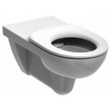 KERAMAK RENOVA NR.1 klozetové sedátko, bez poklopu, tvrdé, duroplast, bílá