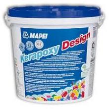 MAPEI KERAPOXY spárovací hmota 3kg dvousložková, 799 bílá