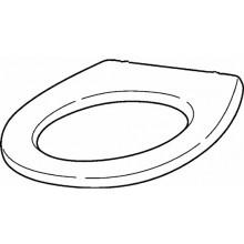 KERAMAG RENOVA NR. 1 klozetové sedátko tvrdé, bez poklopu, duroplast, bílá 573030000