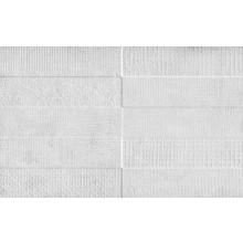 ARGENTA MELANGE mozaika 25x60cm, white