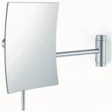 ZACK XERO kosmetické zrcadlo 15x27,5cm, nerez ocel