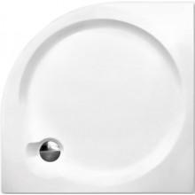 ROLTECHNIK TAHITI-P sprchová vanička 900x900x140mm R550 akrylátová, čtvrtkruhová, bílá