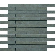 MARAZZI STONE-COLLECTION mozaika 30x30cm lepená na sťce, anthracite, M54M