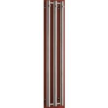 P.M.H. ROSENDAL MASSIVE R70/3SS koupelnový radiátor 292x1500mm, 483W, nerez