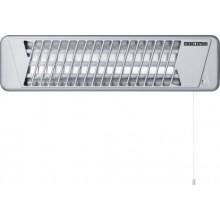 STIEBEL ELTRON IW 120 nástěnný infrazářič 1,20kW, stříbrná 229339