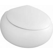 VILLEROY & BOCH PURE STONE závěsné WC 530x590mm, hluboké splachování, bílá alpin ceramicplus