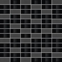 VILLEROY & BOCH BIANCONERO dekor 30x30cm, black