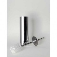 Doplněk WC sada GOZ METAL Podstavec + WC štětka 83x83x340 mm chrom lesk