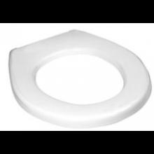 JIKA BABY klozetové sedátko bez poklopu, duroplastové, s plastovými úchyty, bílá 8.9703.7.300.000.1