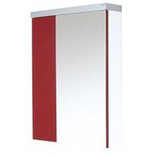 Nábytek zrcadlová skříňka Eden Granát dvoukřídlá levá 59x80,2x12,5 cm bílá lesk/bílá lesk