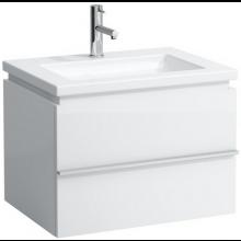 LAUFEN CASE skříňka pod umyvadlo 645x475x455mm 1 zásuvka, bílá 4.0121.2.075.463.1