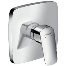 HANSGROHE LOGIS páková sprchová baterie s termostatem, vrchní sada, chrom 71605000