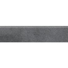 RAKO FORM sokl 33x8cm, tmavě šedá