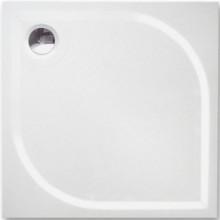 ROLTECHNIK ALOHA-M sprchová vanička 800x800x30mm mramorová, čtvercová, bílá