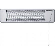 STIEBEL ELTRON IW 180 nástěnný infrazářič 1,80kW, stříbrná 229340