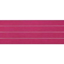 KERABEN THAI LÍNEAS obklad 70x25cm, rojo