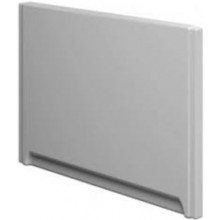 RIHO P083 panel 80x57cm, rovný, akrylát, bílá