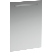 LAUFEN CASE zrcadlo 600x48mm 1 zabudované osvětlení, se spínačem