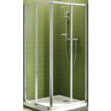 IDEAL STANDARD CONNECT sprchový kout 800x1900mm, čtverec/obdélník, se posuvnými dveřmi, sklo, lesklá stříbrná