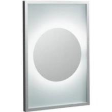 KERAMAG PRECIOSA 2 zrcadlo s osvětlením 60x90cm, křišťálové sklo 800860000