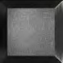 KERABEN ATELIER SARGA dekor 25x25cm, negro KZA2900K