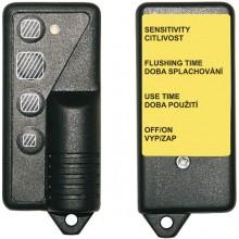 SANELA SLD04 dálkové ovládání 6V, pro nastavení radarových splachovačů a piezo ovládání